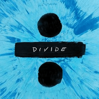 Ed Sheeran - Divide-Dollar Vinyl Club