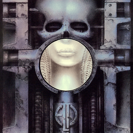 Emerson, Lake & Palmer - Brain Salad Surgery - Dollar Vinyl Club