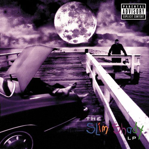 Eminem - Slim Shady LP [Explicit Content]-Dollar Vinyl Club