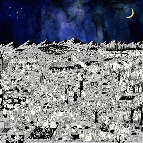 Father John Misty - Pure Comedy-Dollar Vinyl Club