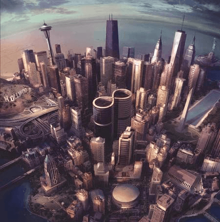 Foo Fighters - Sonic Highways-Dollar Vinyl Club