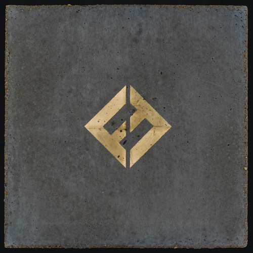 Foo Fighters - Concrete and Gold-Dollar Vinyl Club