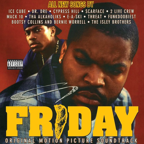 Friday (Original Soundtrack) [Explicit Content]-Dollar Vinyl Club