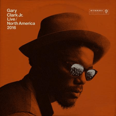 Gary Clark Jr. - Live in North America 2016-Dollar Vinyl Club