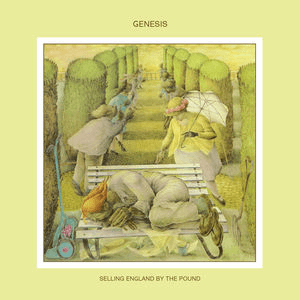 Genesis - Selling England By The Pound - Dollar Vinyl Club