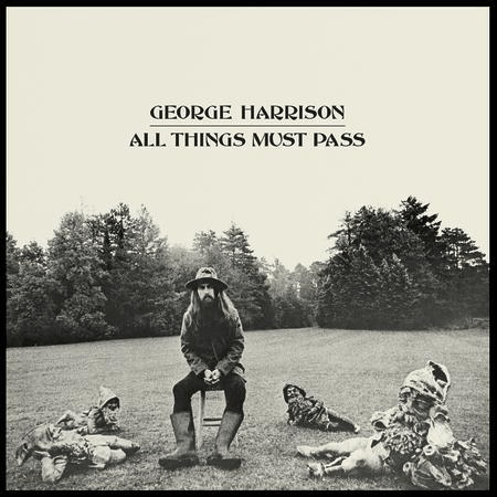 George Harrison - All Things Must Pass-Dollar Vinyl Club