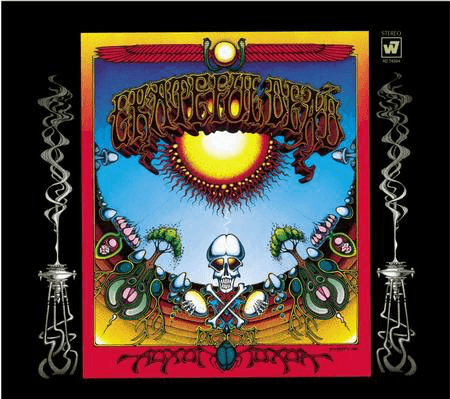 Grateful Dead - Aoxomoxoa - Dollar Vinyl Club