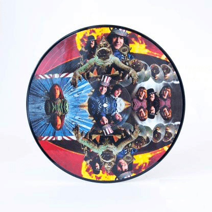 The Grateful Dead - Grateful Dead (50th Anniversary Picture Disc)-Dollar Vinyl Club