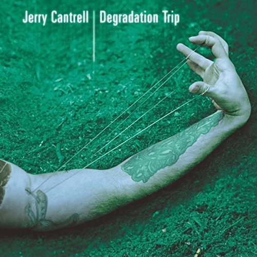 Jerry Cantrell - Degradation Trip [Import]-Dollar Vinyl Club