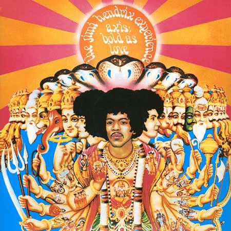Jimi Hendrix Experience - Axis: Bold As Love-Dollar Vinyl Club