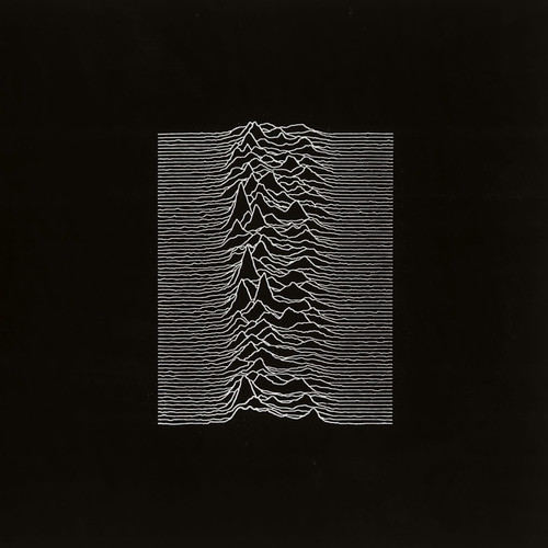 Joy Division - Unknown Pleasures-Dollar Vinyl Club