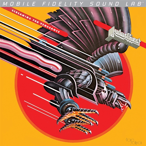 Judas Priest - Screaming for Vengeance-Dollar Vinyl Club