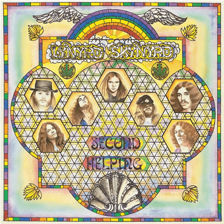 Lynyrd Skynyrd - Second Helping-Dollar Vinyl Club