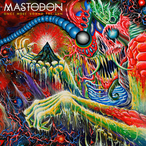 Mastodon - Once More Round The Sun [Explicit Content]-Dollar Vinyl Club