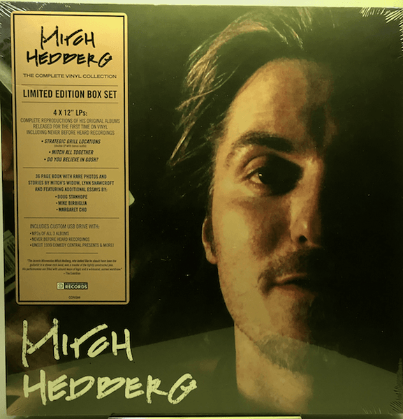 Mitch Hedberg - The Complete Vinyl Collection / Dollar Vinyl Club