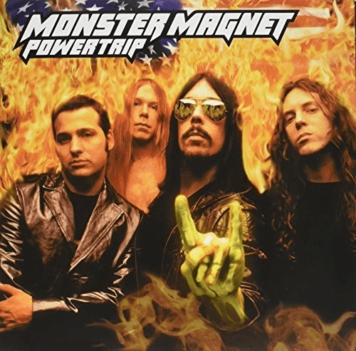 Monster Magnet - Power Trip: Deluxe Edition-Dollar Vinyl Club