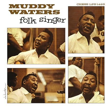 Muddy Waters - Folk Singer-Dollar Vinyl Club