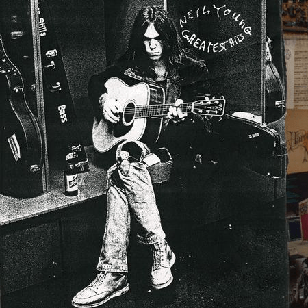 Neil Young - Greatest Hits-Dollar Vinyl Club
