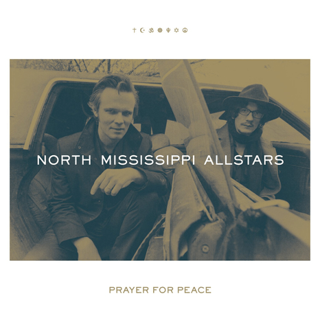 North Mississippi Allstars - Prayer For Peace-Dollar Vinyl Club