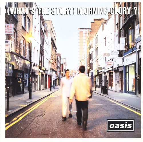 Oasis - (What's The Story) Morning Glory?-Dollar Vinyl Club