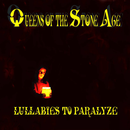 Queens Of The Stone Age - Lullabies To Paralyze [Import]-Dollar Vinyl Club
