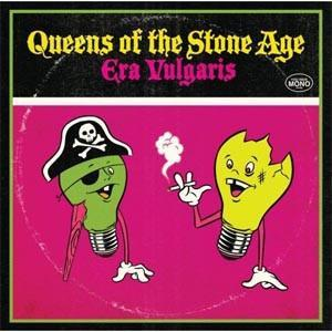 Queens of the Stone Age - Era Vulgaris-Dollar Vinyl Club