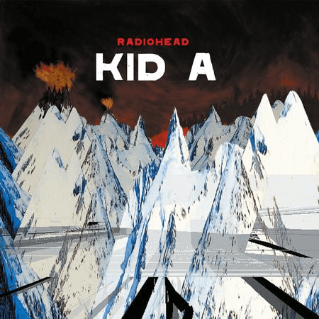 Radiohead - Kid A-Dollar Vinyl Club