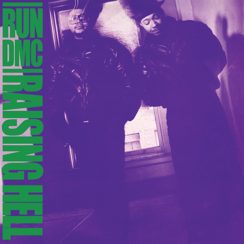 Run DMC - Raising Hell-Dollar Vinyl Club