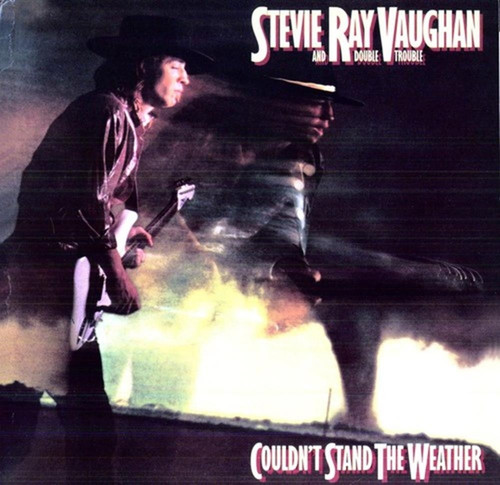 Stevie Ray Vaughan - Couldn't Stand the Weather [Import]-Dollar Vinyl Club