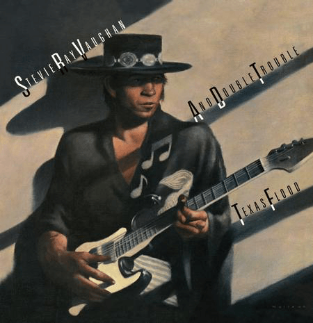 Stevie Ray Vaughan - Texas Flood-Dollar Vinyl Club