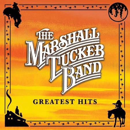 The Marshall Tucker Band - Greatest Hits-Dollar Vinyl Club