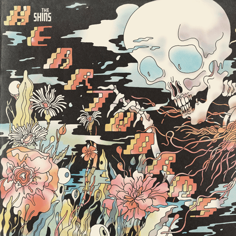 The Shins - Heartworms-Dollar Vinyl Club