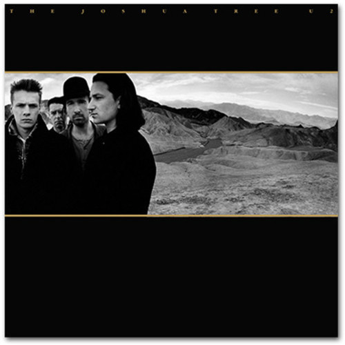 U2 - The Joshua Tree-Dollar Vinyl Club