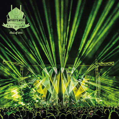 Umphrey's McGee - Hall Of Fame: Class Of 2015-Dollar Vinyl Club