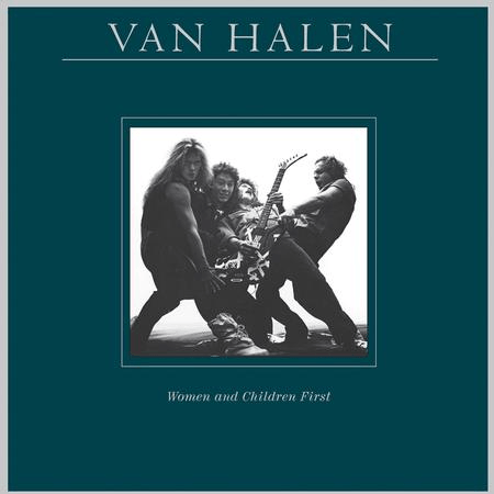 Van Halen - Women and Children First-Dollar Vinyl Club
