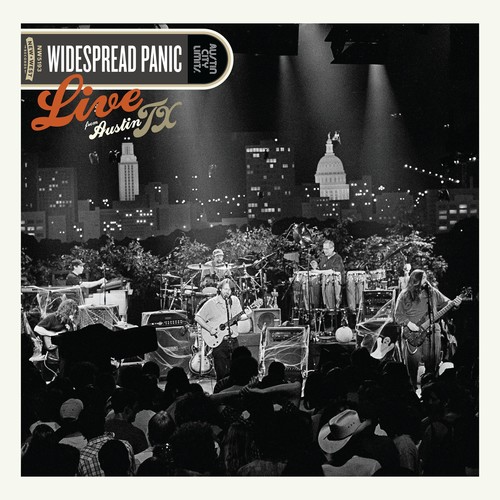 Widespread Panic - Live From Austin TX-Dollar Vinyl Club