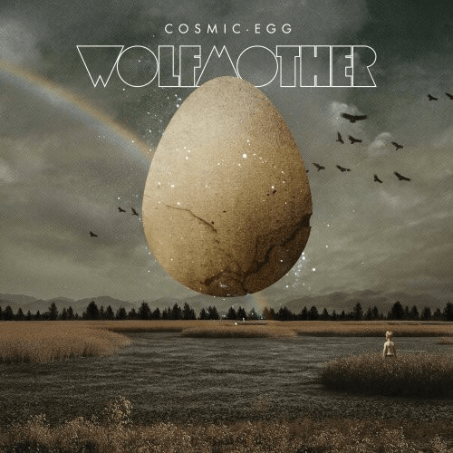 Wolfmother - Cosmic Egg-Dollar Vinyl Club
