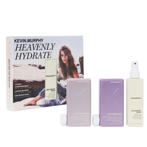 Kevin Murphy Sets Heavenly Hydrate Angel