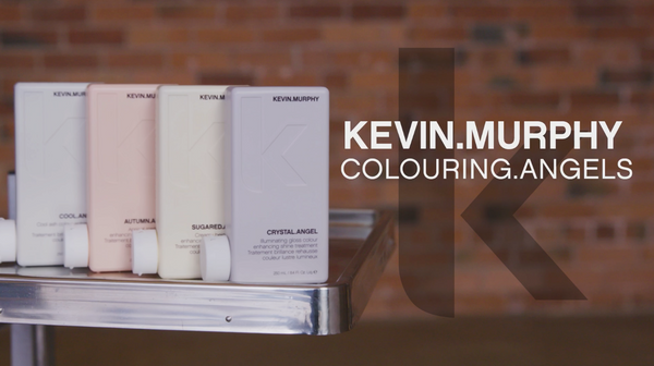 Kevin Murphy Colouring Angels