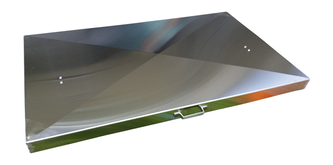 FACTORY SECONDS:  Griddle Cover, Stainless Steel, for 36-inch Blackstone Griddle