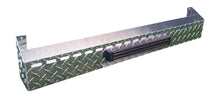 Front Tool and Bottle Tray for 36-inch Blackstone Griddle, Diamond Plate Aluminum