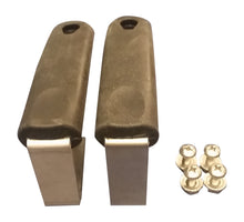 Top Handle Set for Griddle Covers with Screw-on Hanging Clips