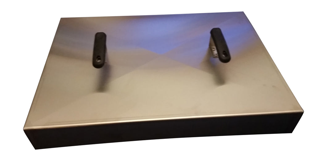 FACTORY SECONDS:  Griddle Cover, Stainless Steel, for 22-inch Blackstone Griddle