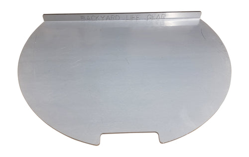 Griddle Plate for Weber Kettle Charcoal Grill 18-inch, 22-inch, 26-inch