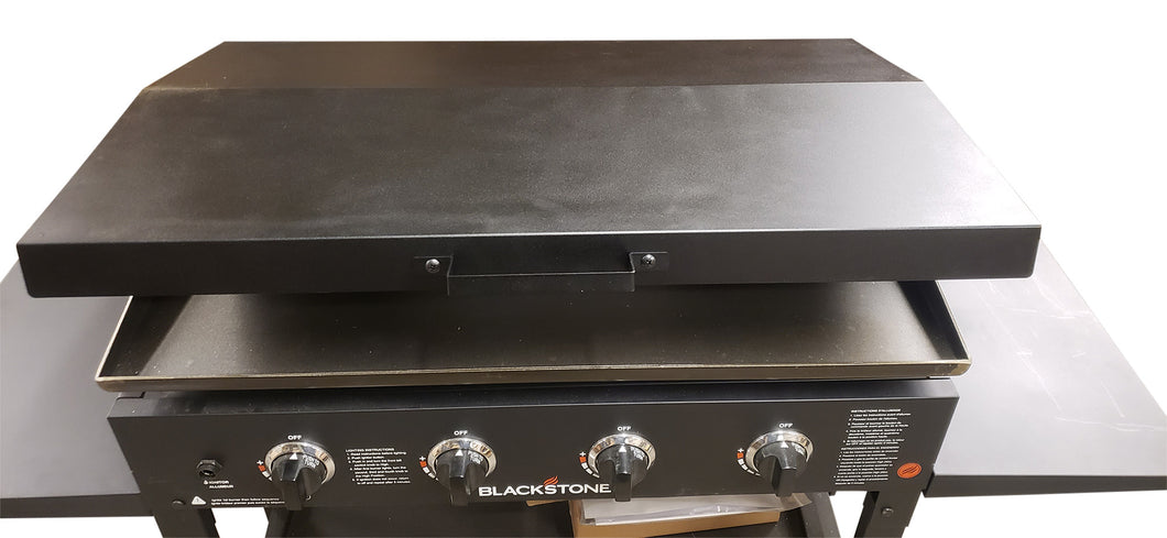 Hinged Cover for 36 inch Blackstone Griddle with Rear Grease Collection