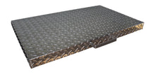 Griddle Cover, Diamond Plate Aluminum, for 28-inch Blackstone Griddle