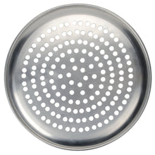 Pizza Grill Pan, Perforated 12-inch Aluminum (1-pack)