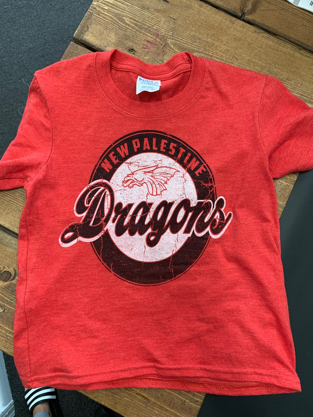 Youth Red Dragon T-Shirt
