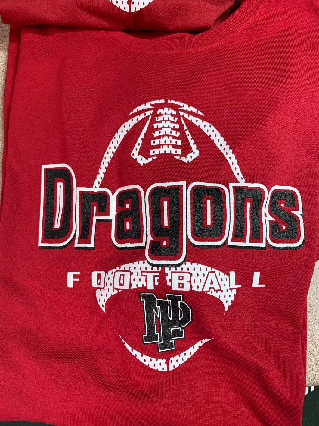 Nike Dargons Football T-Shirt