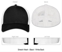 "Oval Plate ""You Design"" on Flexfit Baseball Cap"